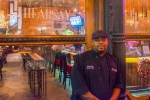 Kelly Boyd of Hearsay Gastro Lounge