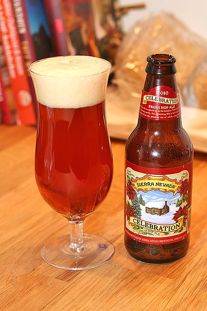 Sierra Nevada's Barrel-Aged Hop Drops is a byproduct of making their annual Celebration Ale. Photo by Christer Edvartsen via Flickr Creative Commons.