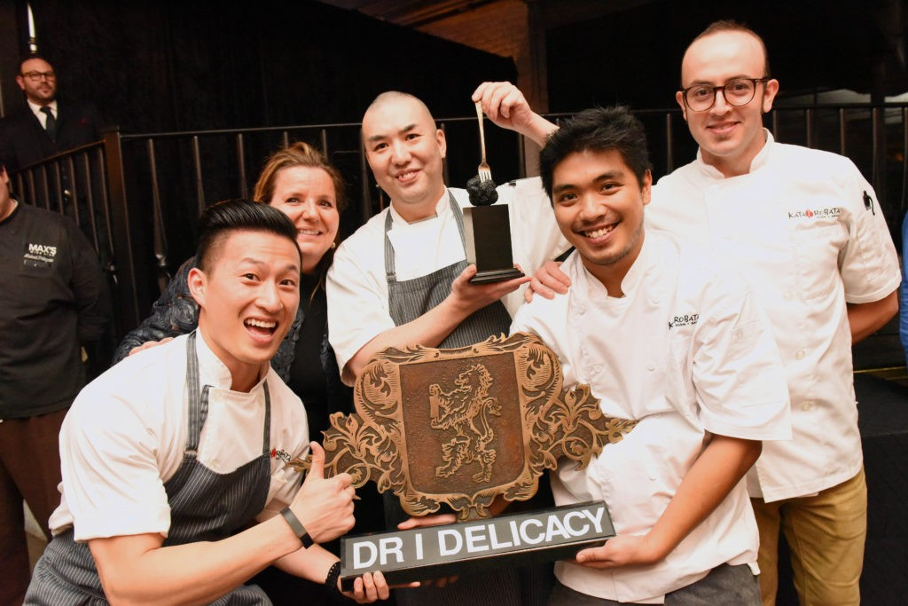 Kata team truffle masters
