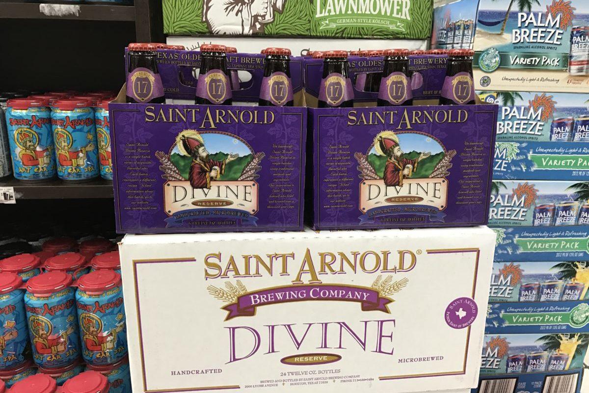 Saint Arnold Divine Reserve 17