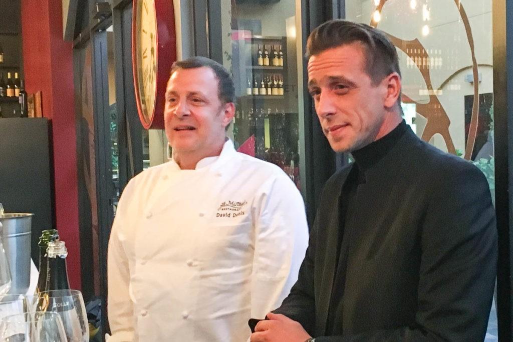 David and Sylvain Denis