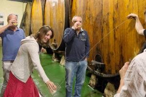 Cider Throwing