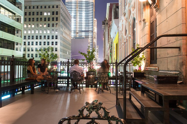 the best bars in downtown houston houston food finder