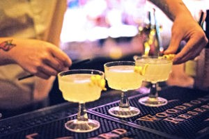 French 75 at Houston Watch Co.