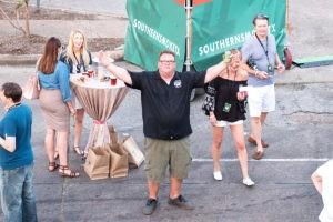 Chris Shepherd at Southern Smoke