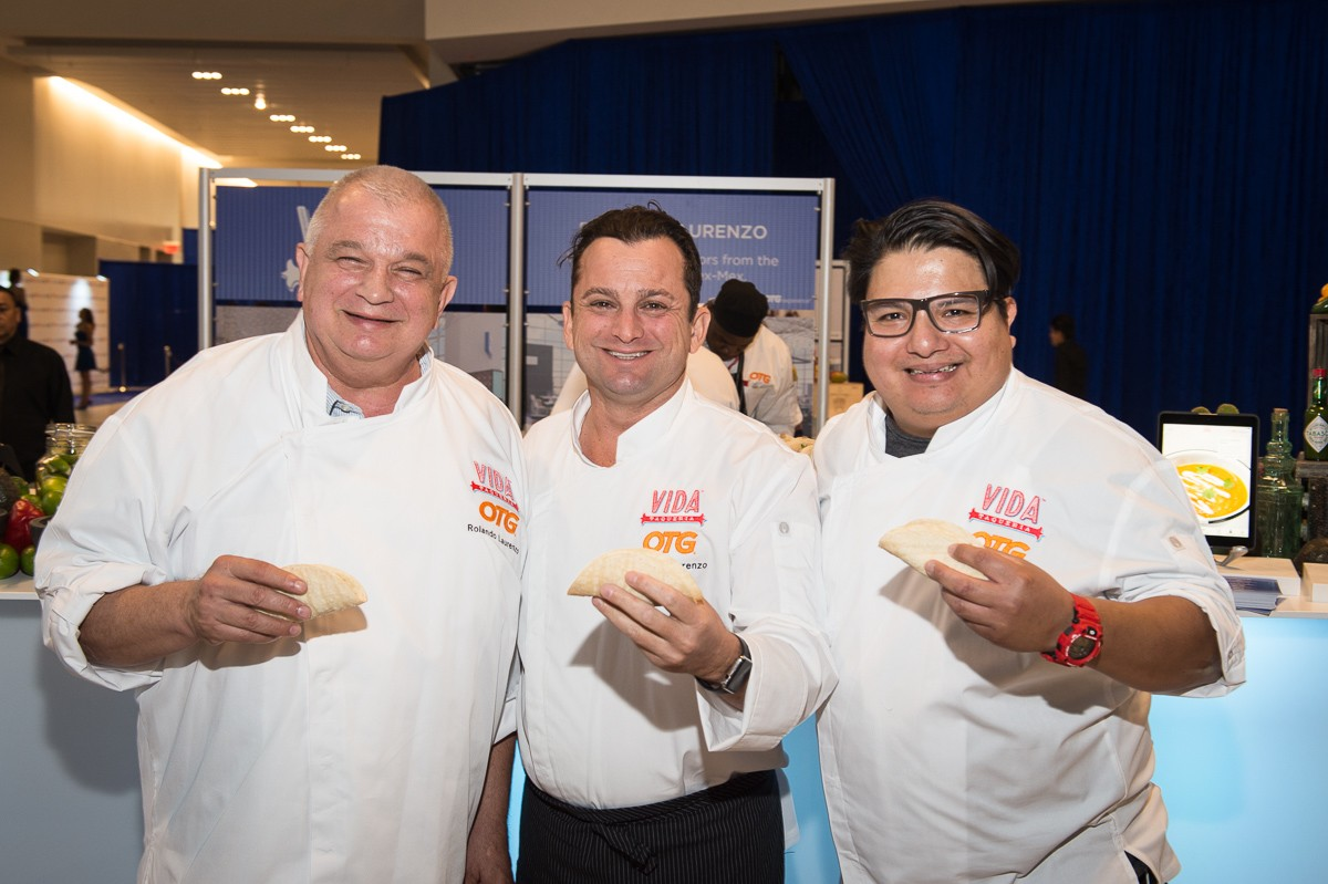 Roland Laurenzo, Dominic Laurenzo and Juan Arellano