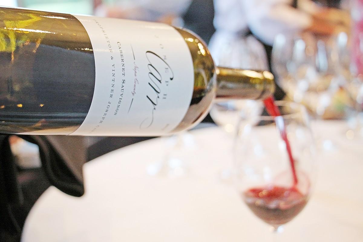 Keels & Wheels Wine Pour