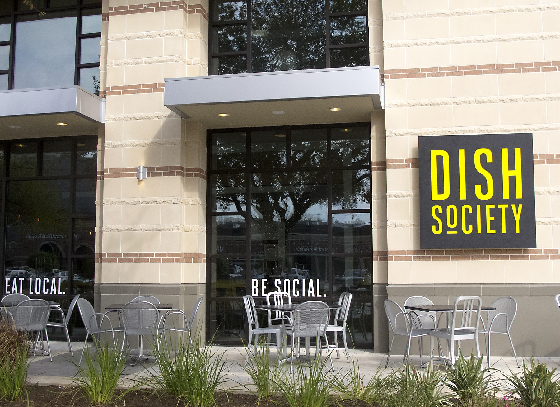 Dish Society Galleria