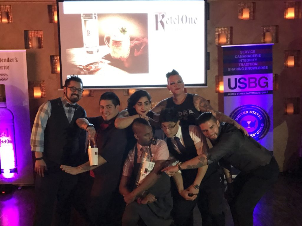 Ketel One competitors