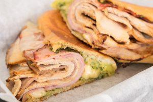Cuban sandwich at Antone's