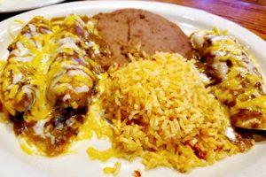 Don Carlos enchiladas