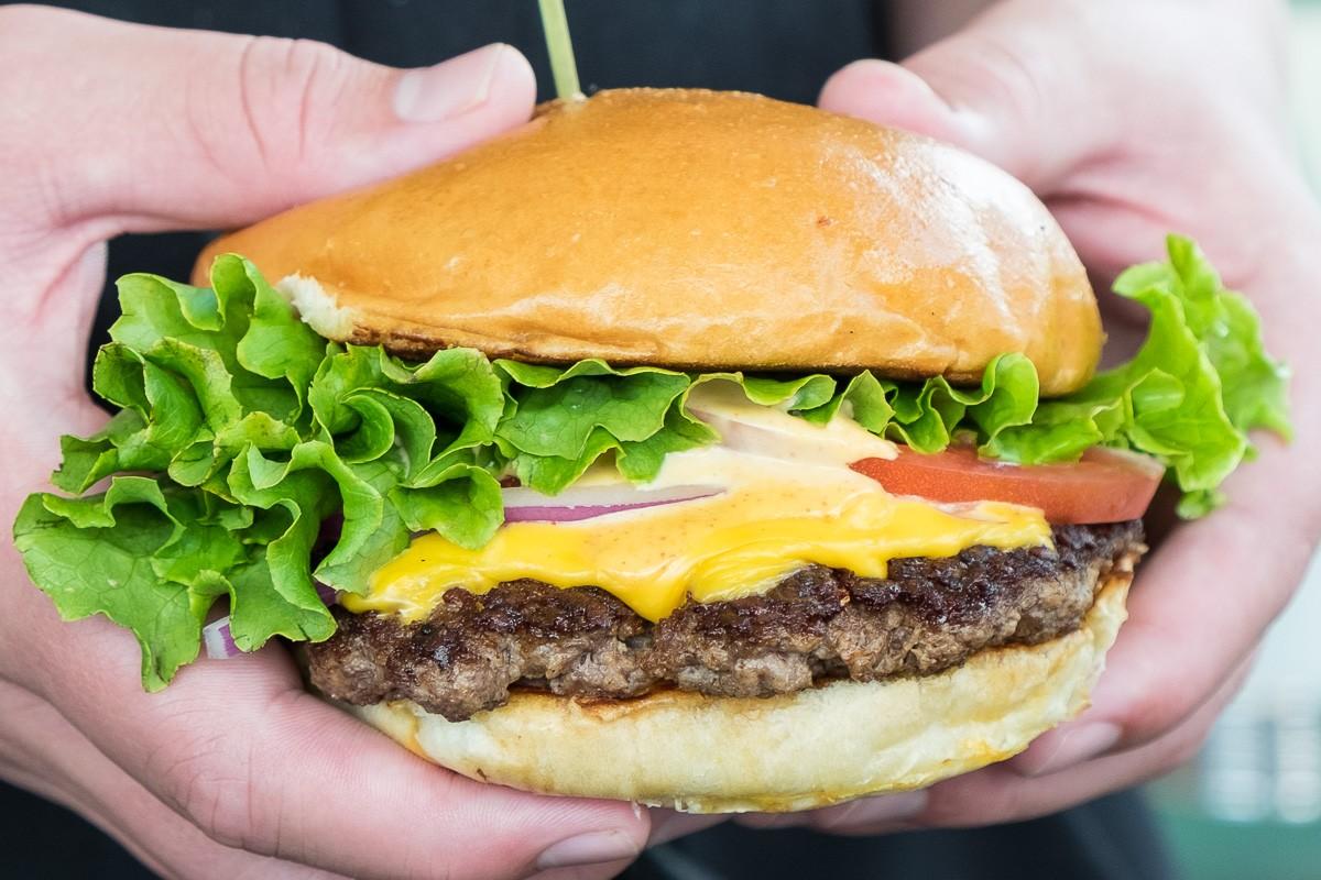 Killen's Burger all the way