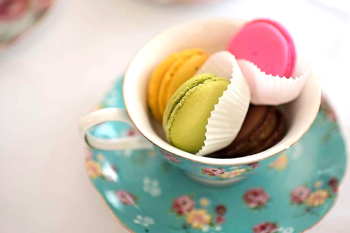 Sweets By Belen macarons