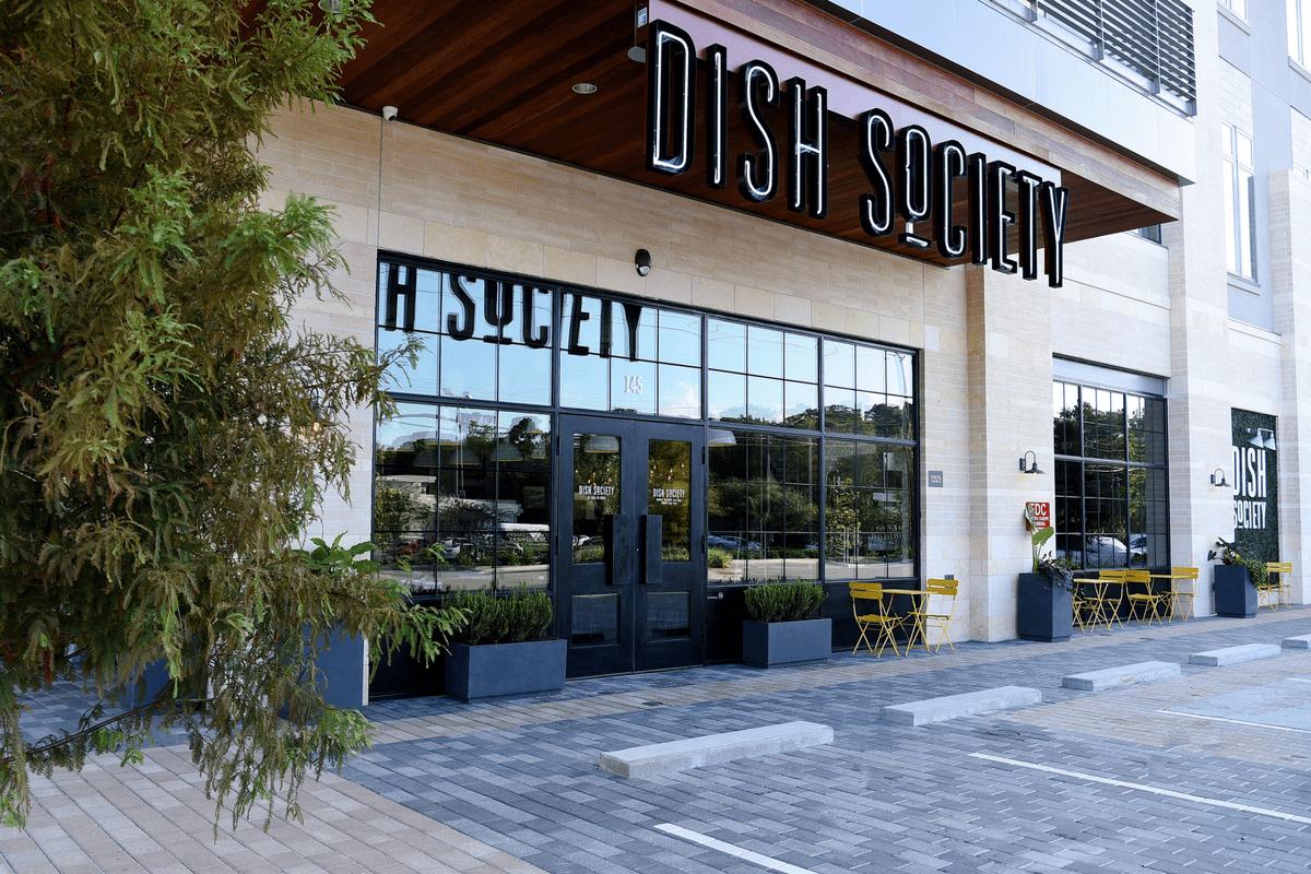 Dish Society Memorial
