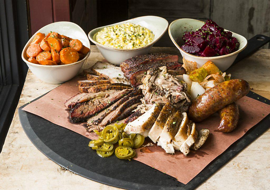 Delta Blues meat tray