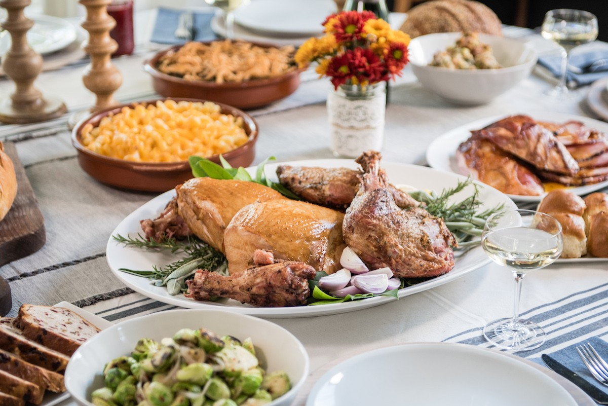 The houston food finder guide to thanksgiving 2017 updated for Cuisine good food guide 2017