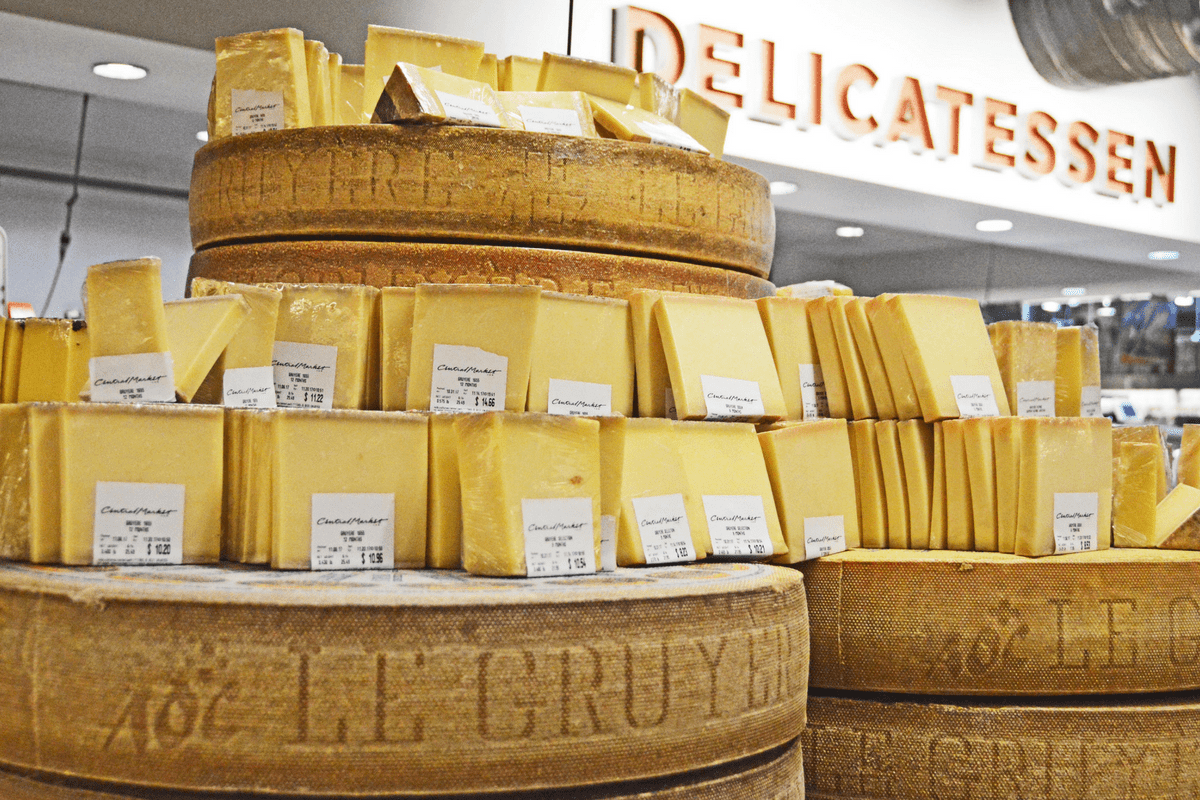 Central Market cheese