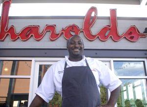Antoine Ware of Harold's