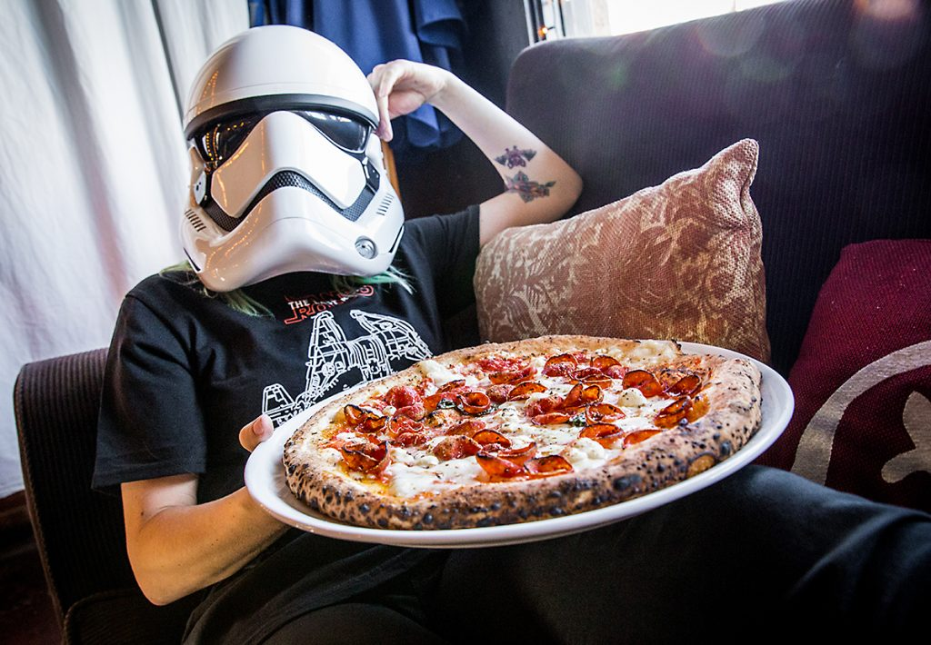 Cane Rosso Star Wars