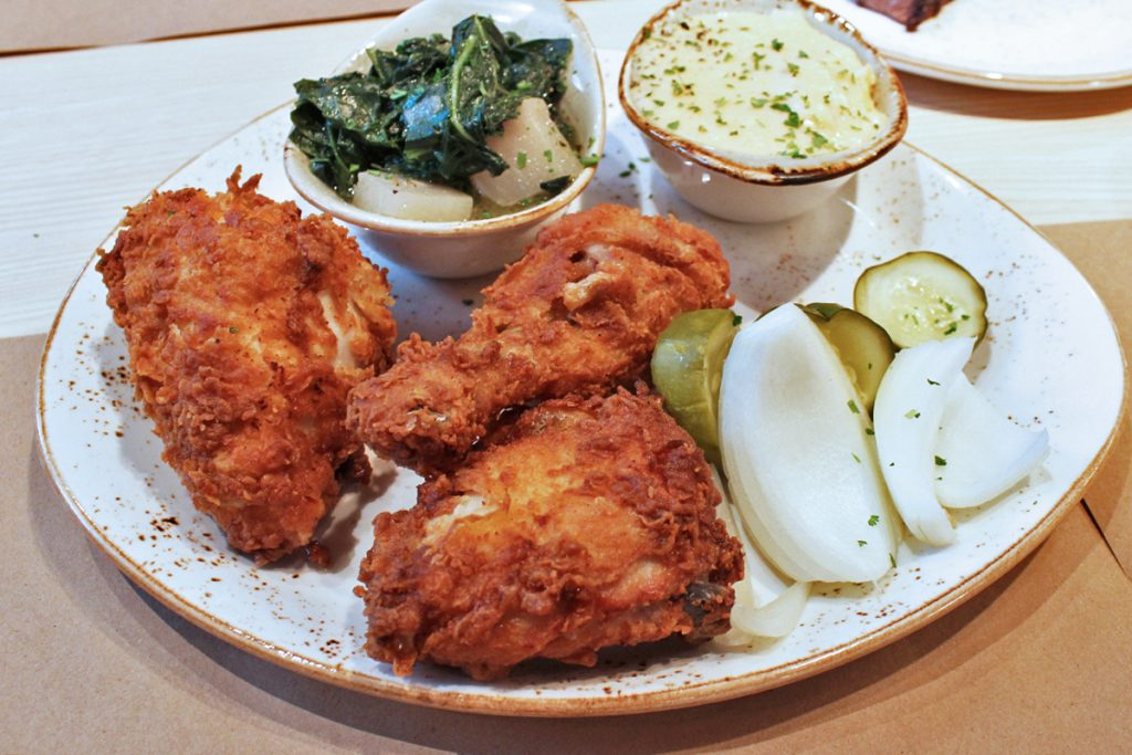 Delta Blues fried chicken