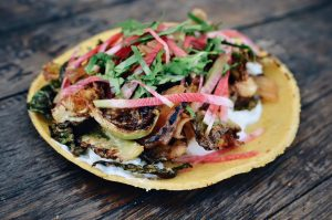 brussels sprouts taco