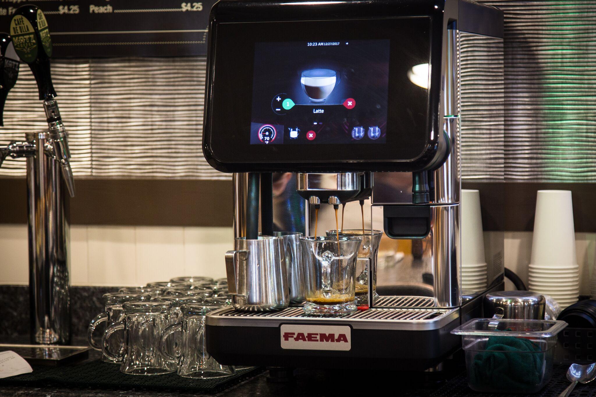 Le Peep espresso