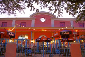 Exterior of Tony Mandola's Gulf Coast Kitchen
