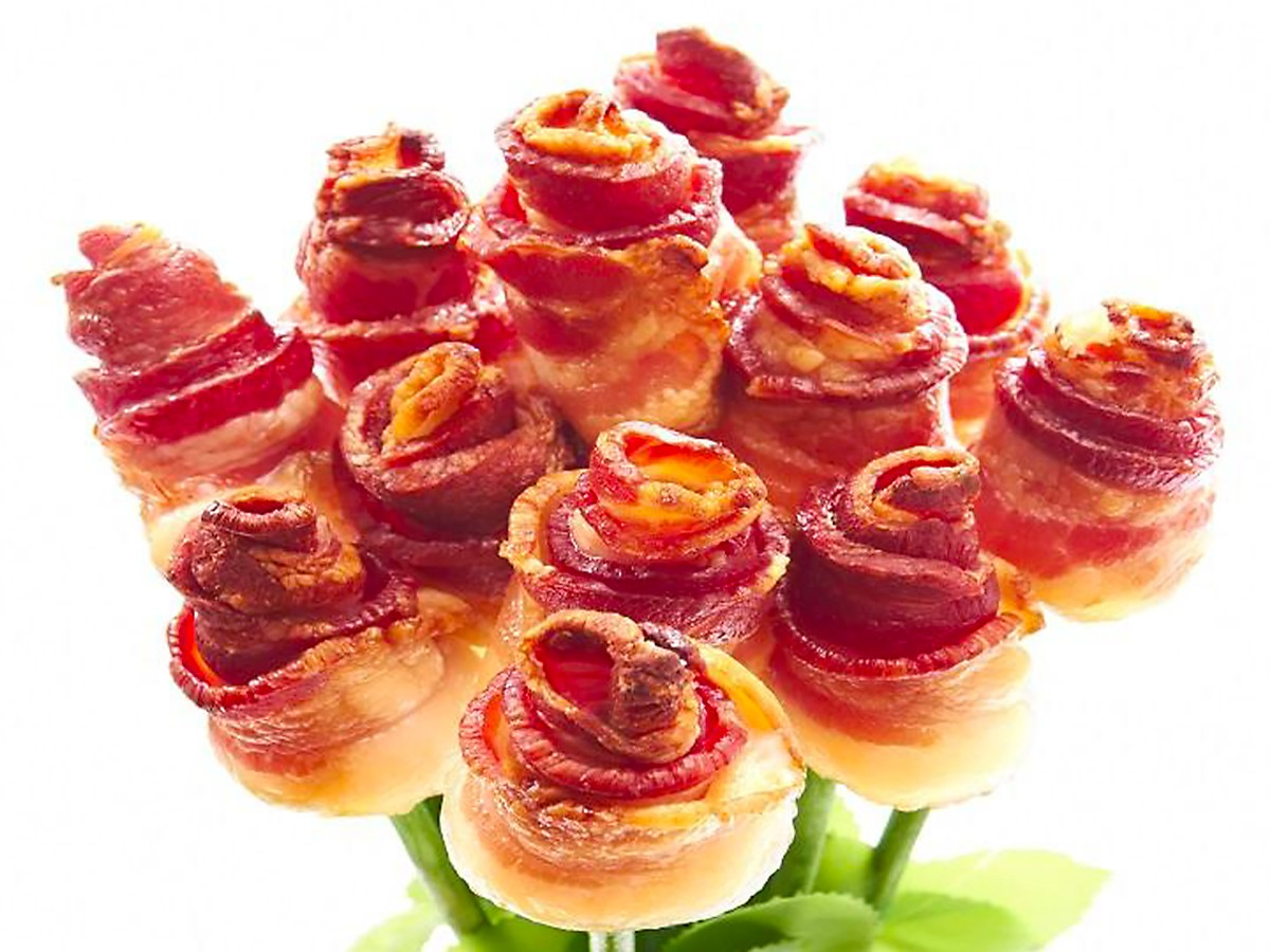 bacon bouquet