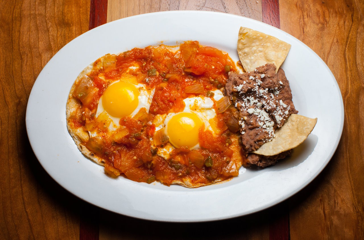 Picture of Huevos Rancheros