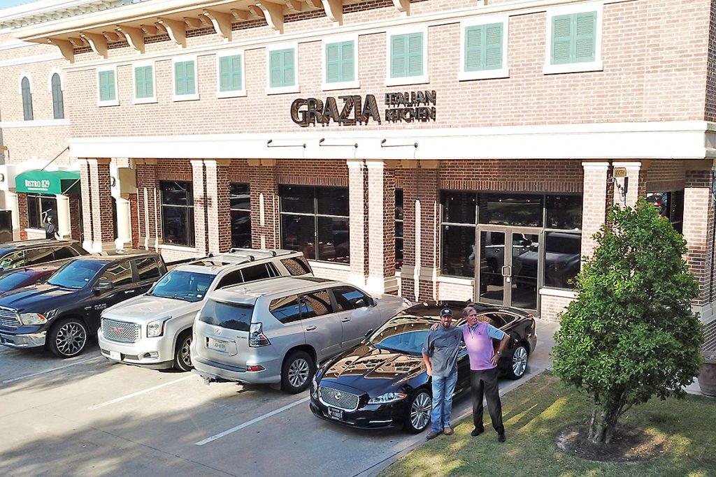 Grazia Katy storefront