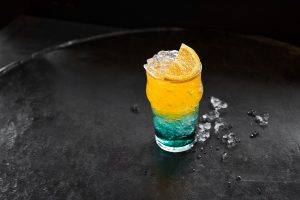 H-Town Slammer cocktail at The Hay Merchant