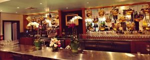 bar at Ouisie's Table