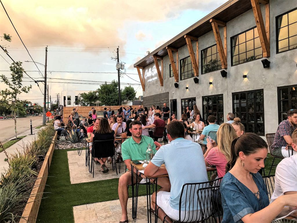 First Bite New Houston Restaurant Calle Onze Opens In The