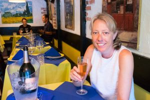 Genevieve Guy at Bistro Provence
