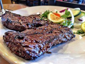 Steak Tikka at Himalaya