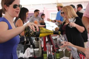 Houston Cellar Classic wine pours