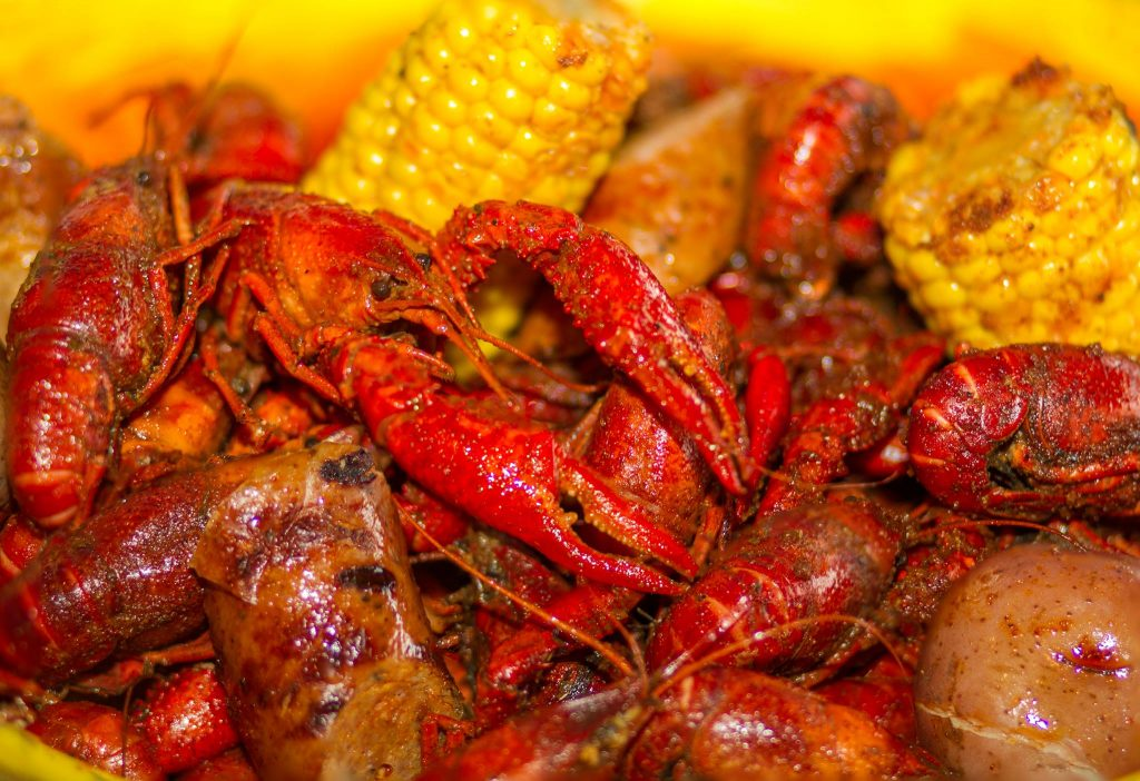 shell shack crawfish