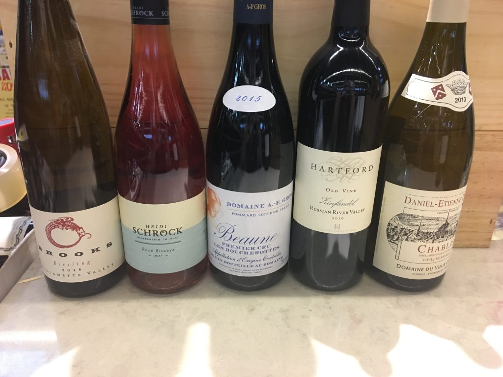 Houston Experts Reveal Great Thanksgiving Wines Available at Grocery