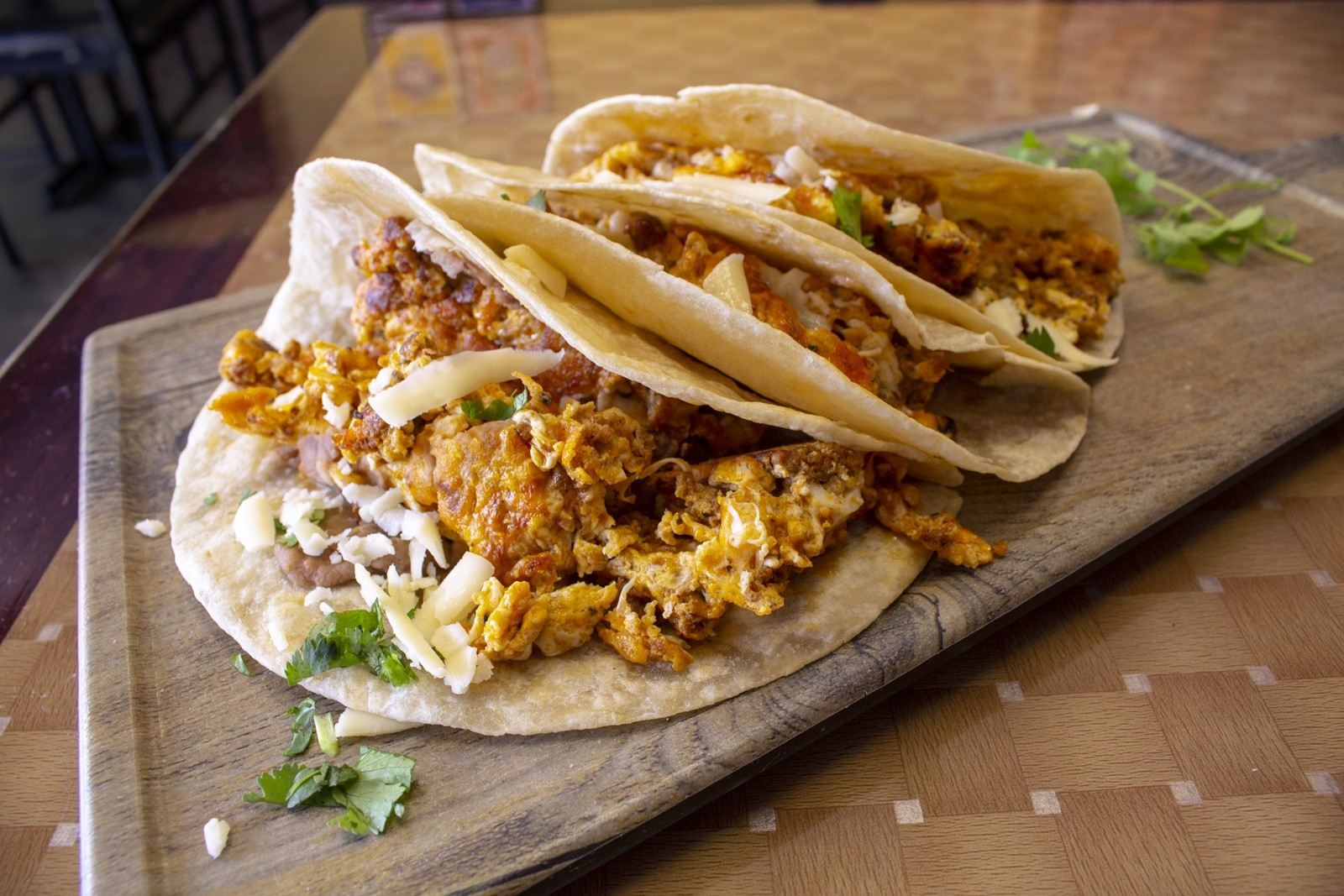 Houston's Best Breakfast Tacos - Houston Food Finder