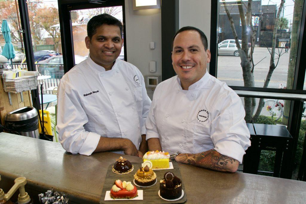 Photo of Rakesh Nayak and Jeffrey Ontiveros