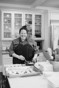 Mary Bass founder of Chef's Table Charities
