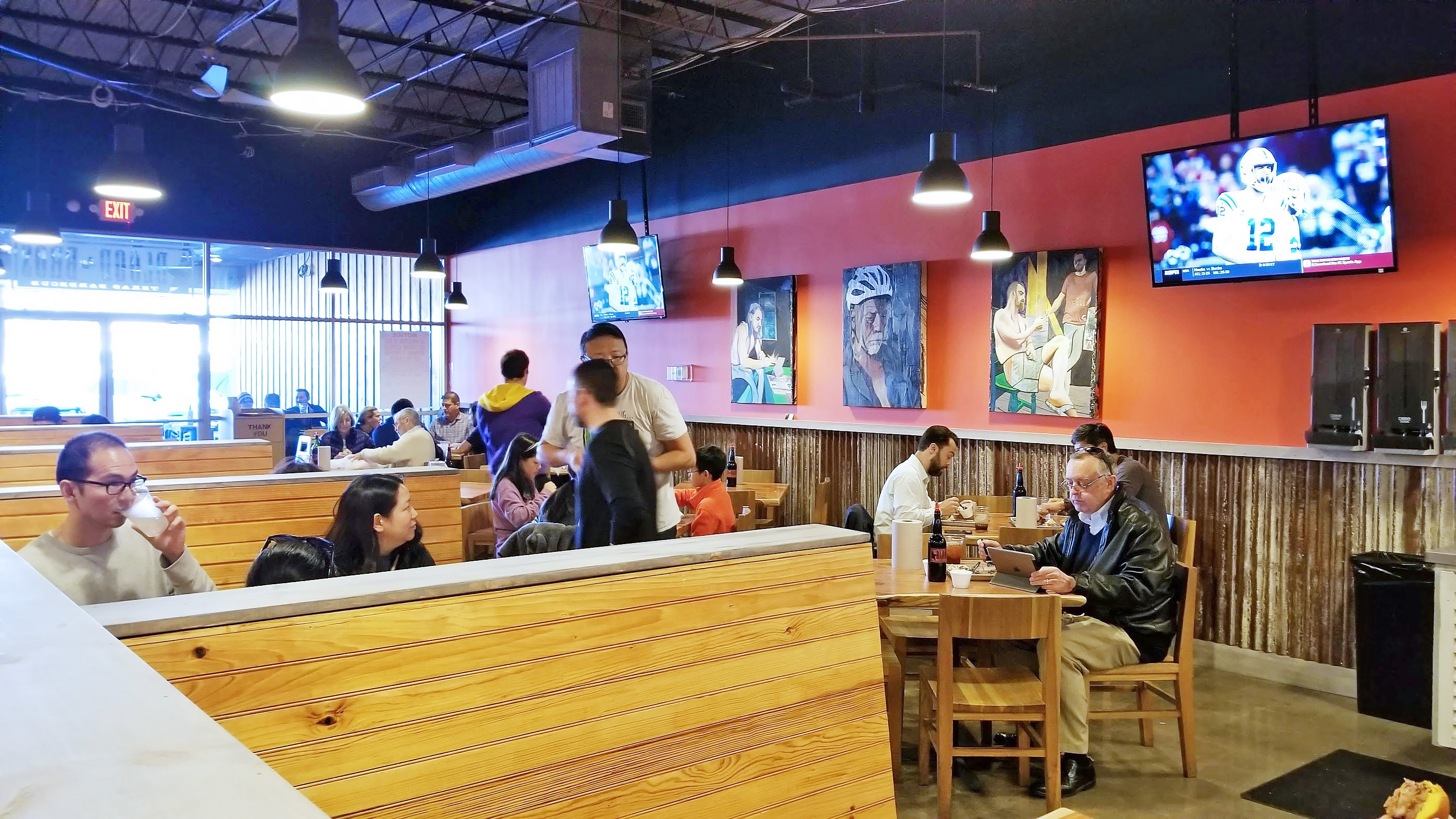 Blood Bros. BBQ is open in the Bellaire Triangle serving classic Texas 'cue.