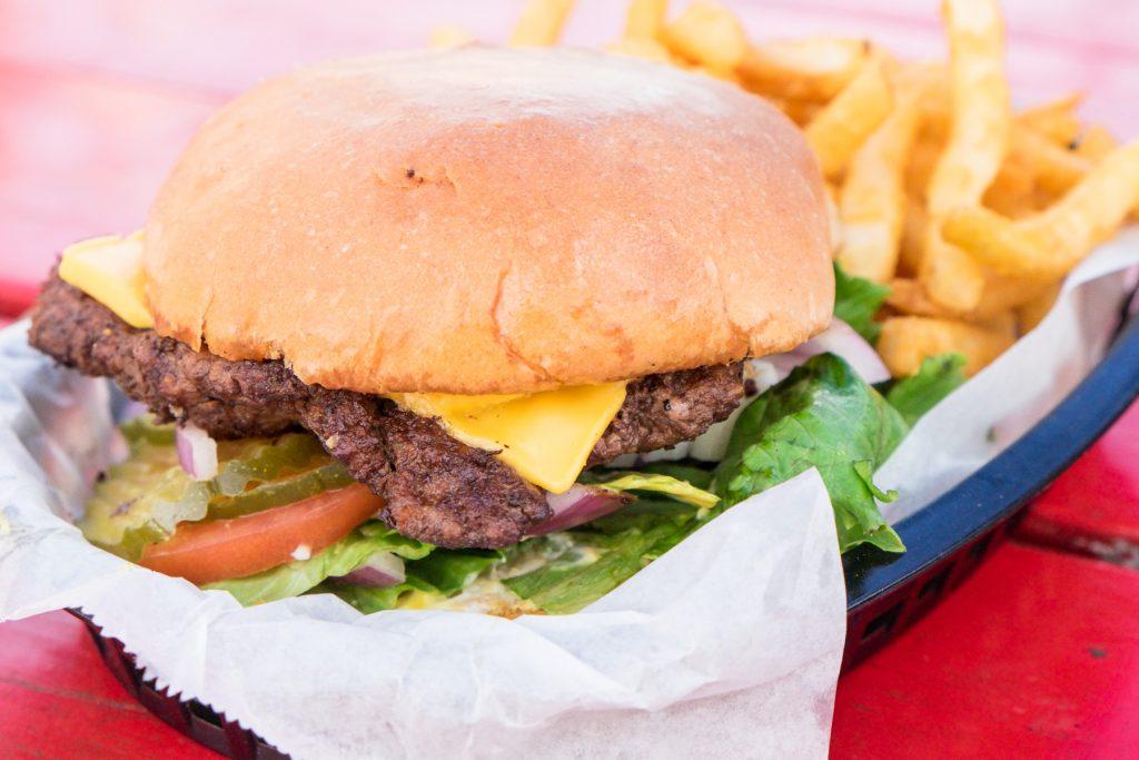 Lankford Cheeseburger