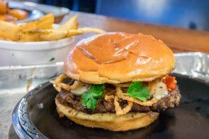 Jo-Burger at Peli Peli Kitchen