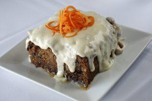 Carrot Cake at Killen's Steakhouse