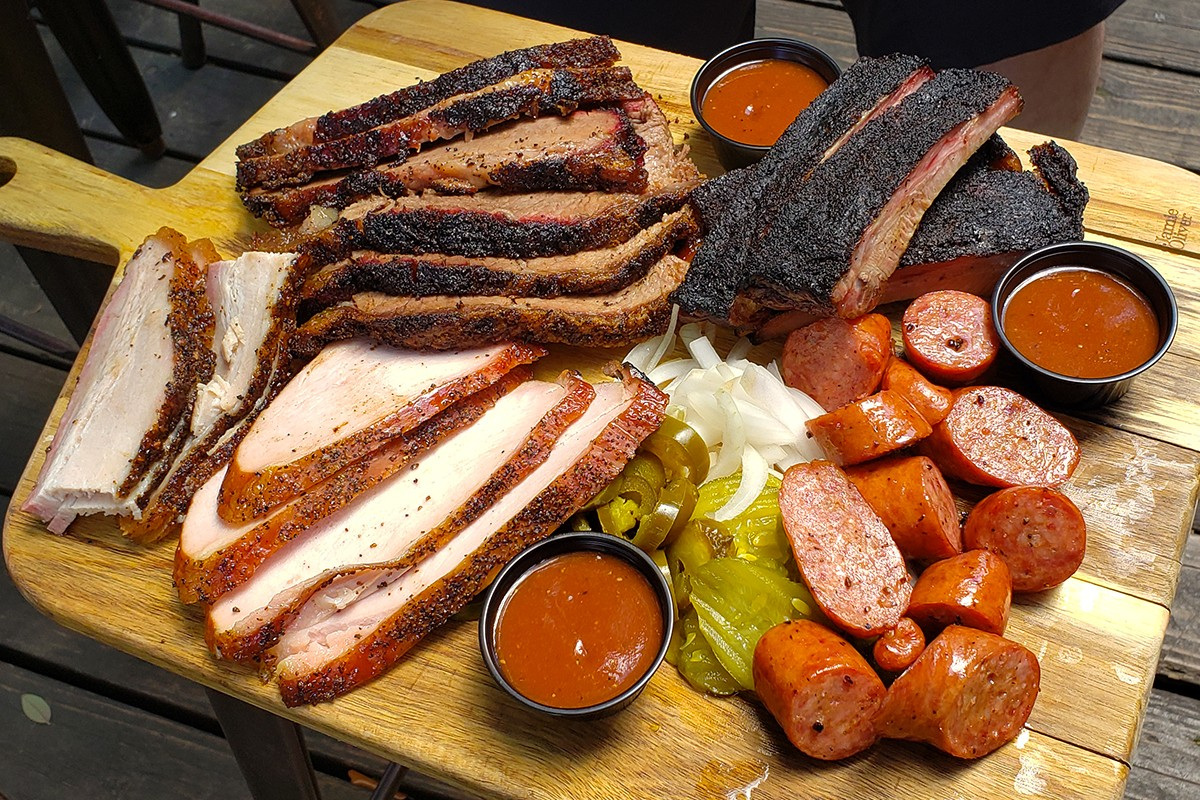 Houston Barbecue Business Moves To Brick And Mortar In