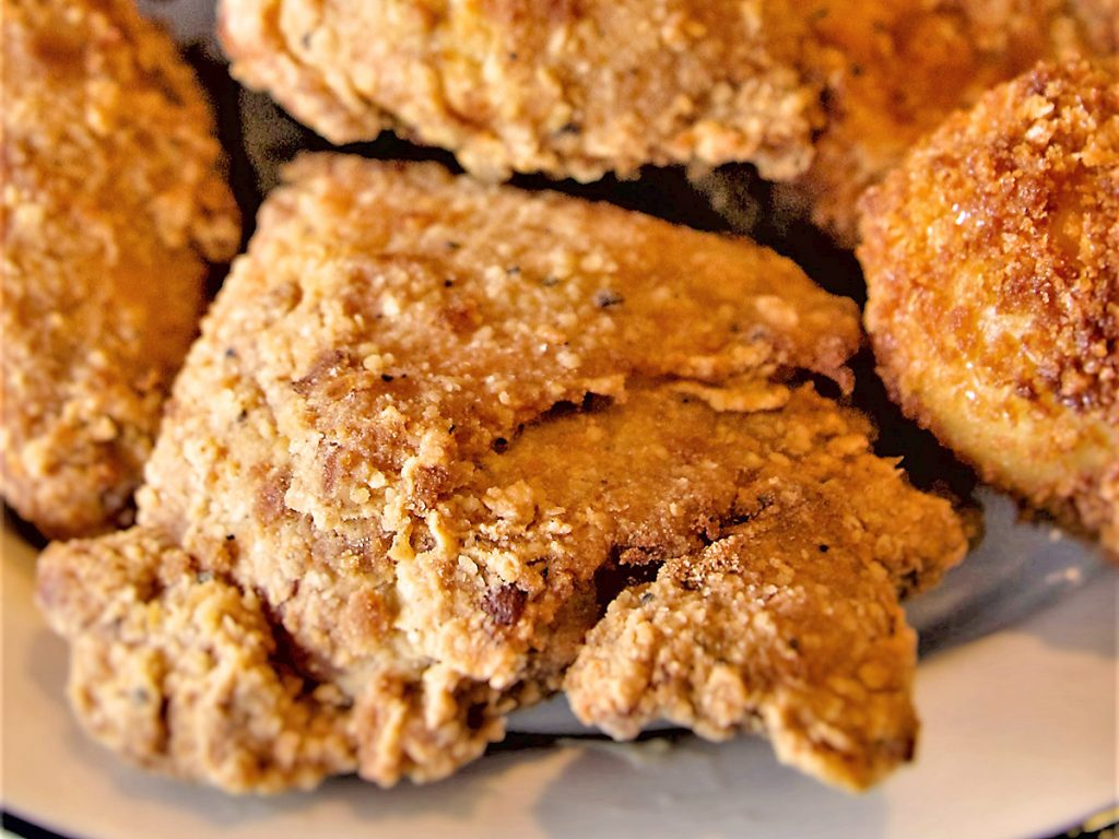 Kenny & Ziggy's fried chicken