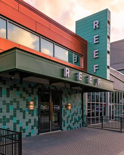 Reef restaurant in Houston