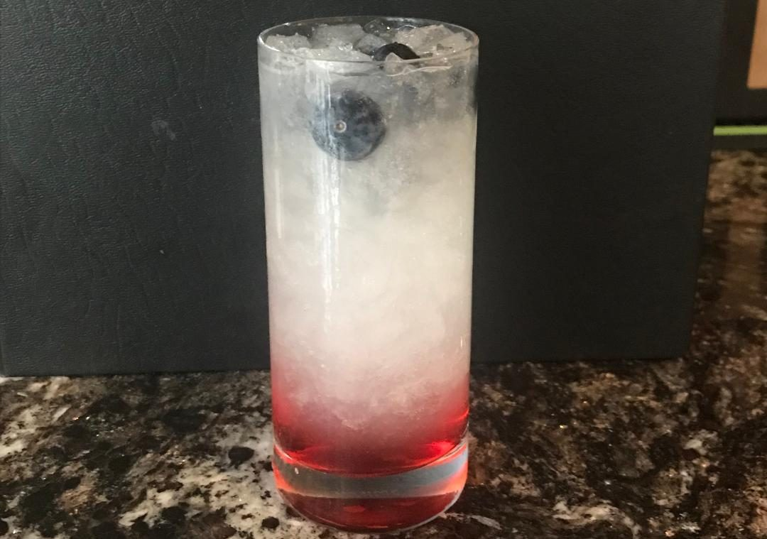 Photo of The Liberty Bell cocktail