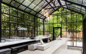 Secret Garden Bar at Bravery Chef Hall